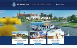 Krakowska Żegluga Pasażerska portal i sklep
