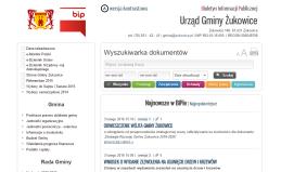 BIP Urząd Gminy Żukowice