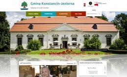 Strona Gminy Konstancin Jeziorna