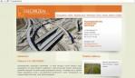 Strona internetowa firmy P.G. Geoprzem