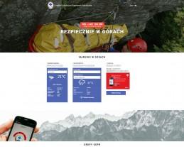 Portal GOPR