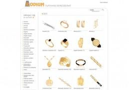 Rodium hurtownia złotej biżuterii