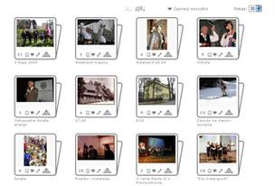 foldery w galerii zdjęć vela cms