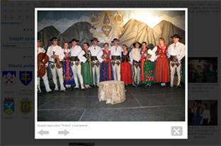 galeria na stronie www