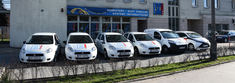ESC SA samochody Mieszczańska 19 Kraków