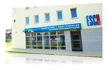 siedziba firmy ESC SA