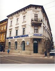 stara siedziba firmy ESC SA
