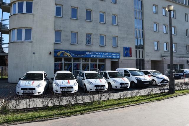 cars ESC SA, Mieszczańska 19 Kraków