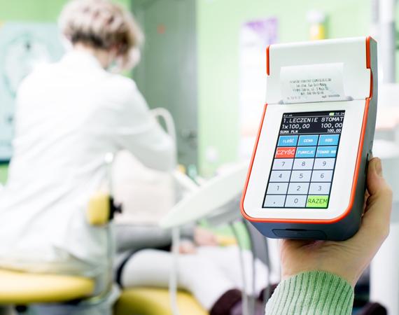 Rabat na kasy online dla lekarzy