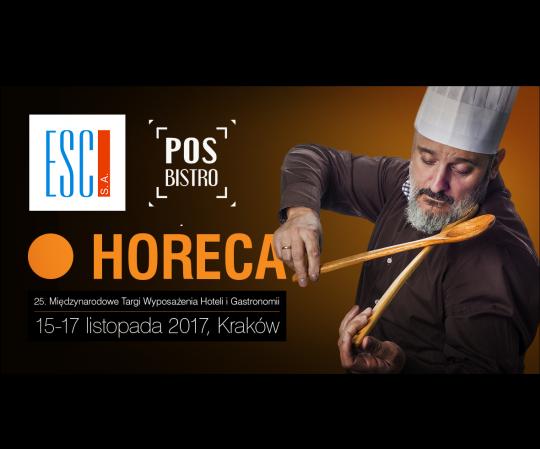 Zaproszenie na targi HoReCa Kraków
