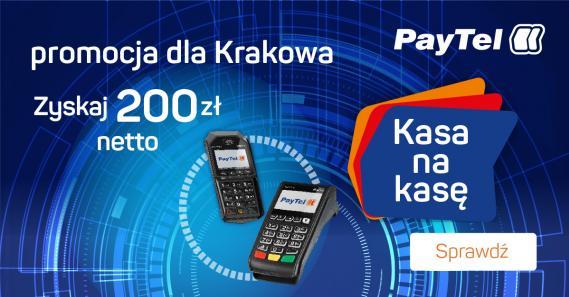 Promocja ESC - 200 zł dla nabywcy kasy fiskalnej i terminala PayTel