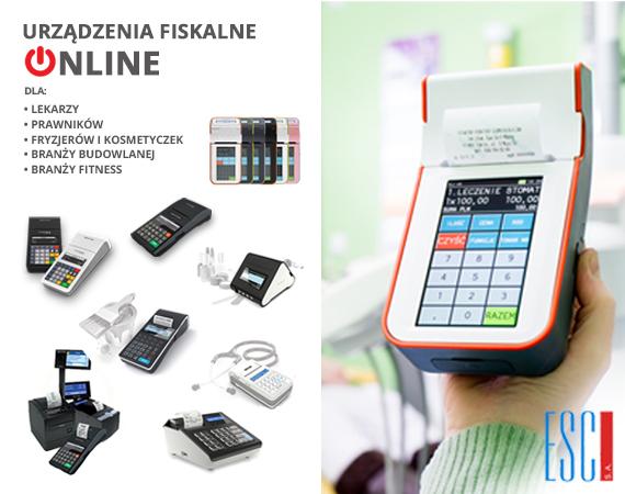 Wymiana urządzeń fiskalnych na online