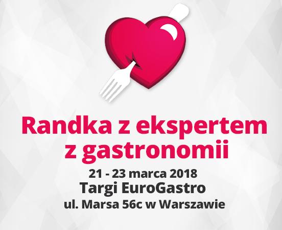 POSbistro randka z ekspertem horeca - targi eurogastro 2018