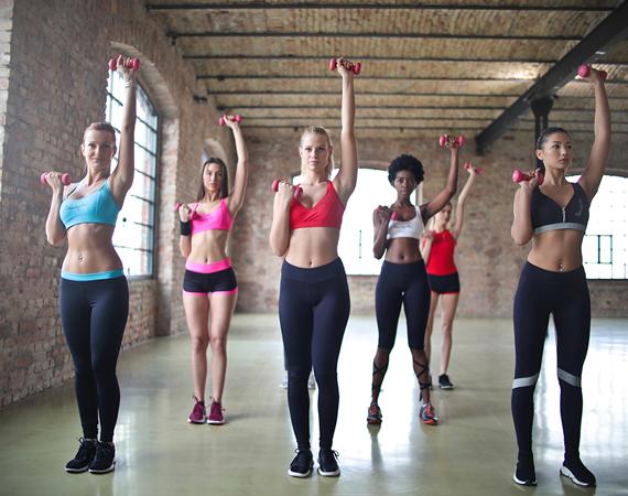 Wymiana kas w branży fitness – promocyjne ceny
