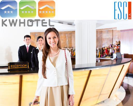Nowy system dla hoteli w naszej ofercie