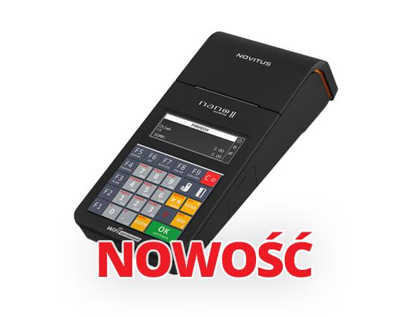 Novitus Nano II Online - nowość!