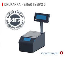 Emar Tempo Pro - Tylko 2 szt w wyjątkowej cenie 1990 zł netto !!! PROMO