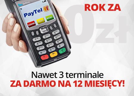 Terminal za 0 zł na rok w ramach programu Polska Bezgotówkowa