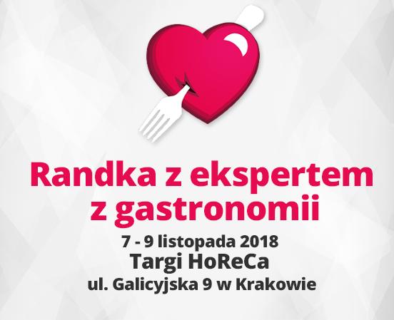 Targi HoReCa Krakow 2018 listopad fotorelacja